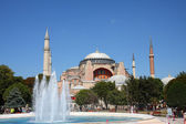 A view of Ayasofya, İstanbul — Stock Photo
