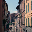 Stock Photo: Street view, Siena, Italy