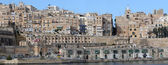 Valletta panoramic view — Stock Photo