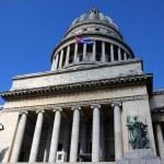 El Capitolio in Havana, Cuba — Stock Photo