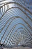 арки iii, олимпийский спортивный комплекс афины, греция — Стоковое фото