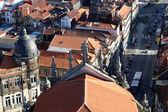 View from Torre dos Clérigos I, Porto, Portugal — Stock Photo