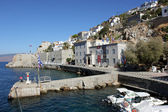 View from the promenade II, Hydra, Greece — Stock Photo
