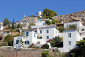 Traditional houses, Hydra, Greece — Stock Photo