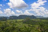 Valle de Viñales, Pinar del Río, Cuba — Stock Photo