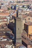 Torres, bologna, italia — Foto de Stock