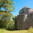 图库照片: St Krsevchurch on nature at Krk - Croatia