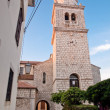 Stock Photo: Krk Cathedral belfry view fron secondary passage - Croatia
