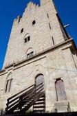 Tour du treseau fachade at Carcassonne — Stock Photo
