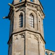 Tower datails from Basilique Saint Nazaire et Saint Celse at Car — Photo