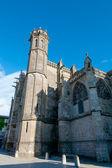 Basilique Saint Nazaire et Saint Celse at Carcassonne — Stock Photo