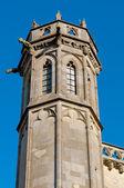 Tower datails from Basilique Saint Nazaire et Saint Celse at Car — Stock Photo