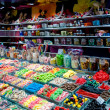Stock Photo: Candy shop at LBoqueriMarket at Barcelona
