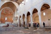 Basilica di aquileia içinde — Stok fotoğraf
