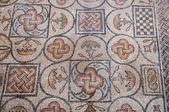 Symbols mosaics inside Basilica di Aquileia — 图库照片