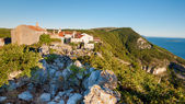 Lubenice town in Cres island  — Stock Photo
