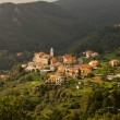 Ligurian mountain village - Foto de Stock