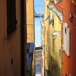 Stock Photo: Medieval italivillage Cervo, Liguria, Italy