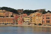 The Bay of Silence in Sestri Levante, Italy  — Stock Photo