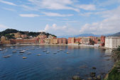 The Bay of Silence in Sestri Levante, Italy — Stock Photo