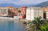 The Bay of Silence in Sestri Levante , Italy — Stock Photo