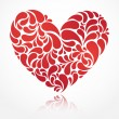 Vector heart — Stock Vector #13083332