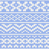 无缝针织的图案 — 图库矢量图片