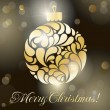 Royalty-Free Stock Imagen vectorial: Vector Christmas ball
