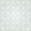 Seamless vintage wallpaper - Stock Vector