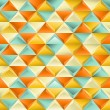 Seamless texture with triangles. — Stock Vector #19314363
