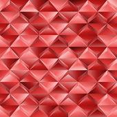 Textura transparente rojo — Vector de stock