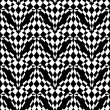 Black and white abstract background. — Image vectorielle