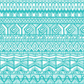 Ethnic seamless pattern — Stock Vector