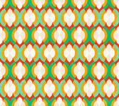 Vector seamless Moroccan pattern. — Stock Vector