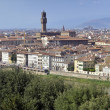 Stock Photo: Panoramof Florence, Italy