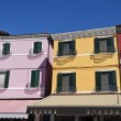 Burano, Venice — Stock Photo