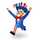 Uncle sam — Foto Stock