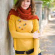 Colorful harmony for autumn fasion. — Stock Photo #12538116