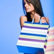 Luxury shopper. — Stock Photo #19038065