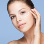 Skin care. — Stock Photo