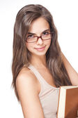 Young pretty student. — Stock Photo