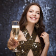 Champagne celebration. — Stock Photo #43836881