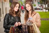 Shopping tour. — Stock Photo
