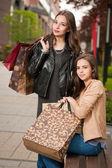 Tour de compras. — Foto de Stock