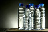Bottled Drinking Water — Stock Photo