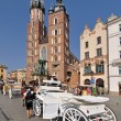 Old Town square in Krakow, Poland — Stock Photo #12847768