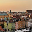 Old town in Warsaw — Stock Photo #17347029