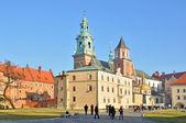 Wawel Royal Castle — Stock Photo