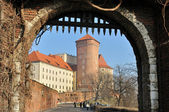 Wawel Royal Castle — Stock Photo