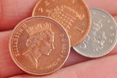 1 Penny — Stock Photo